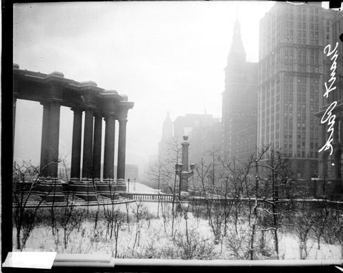 Grant Park Peristyle 1926