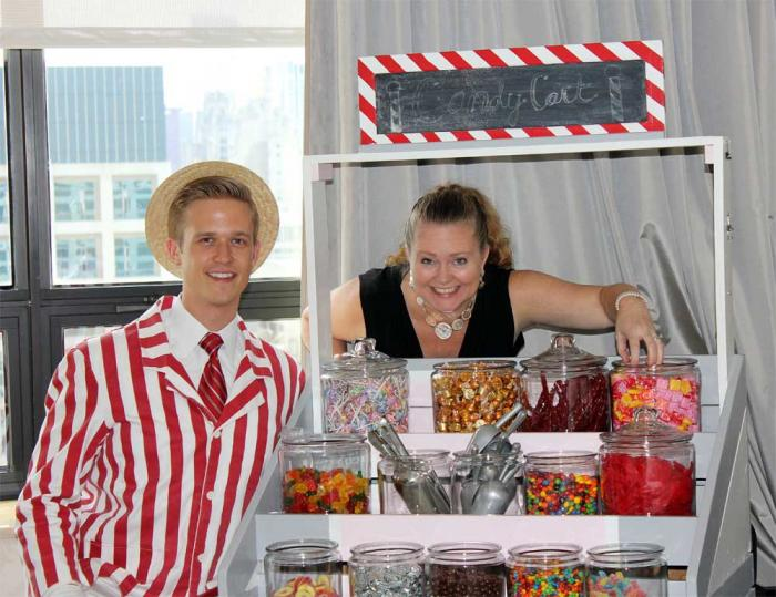 The Candy Man at The Ritz-Carlton Chicago