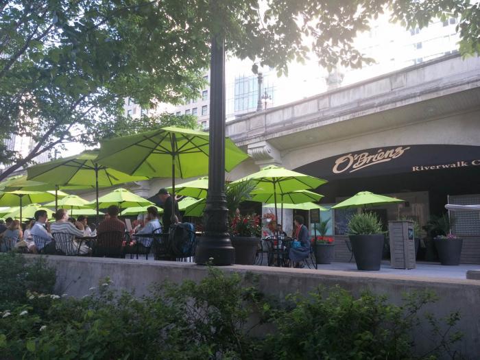 O'Brien's Chicago Riverwalk
