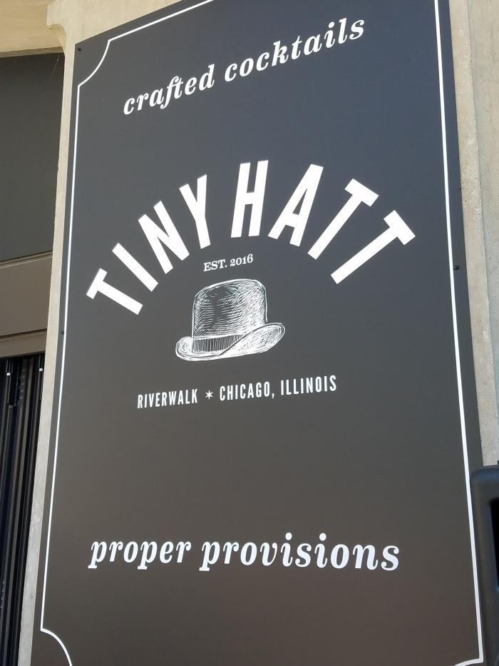 Tiny Hatt Brings Big Sizzle to Riverwalk 1