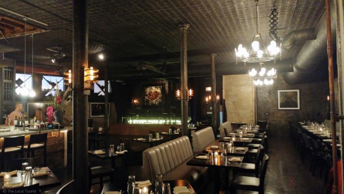 Dining Room at Artango Bar & Steakhouse