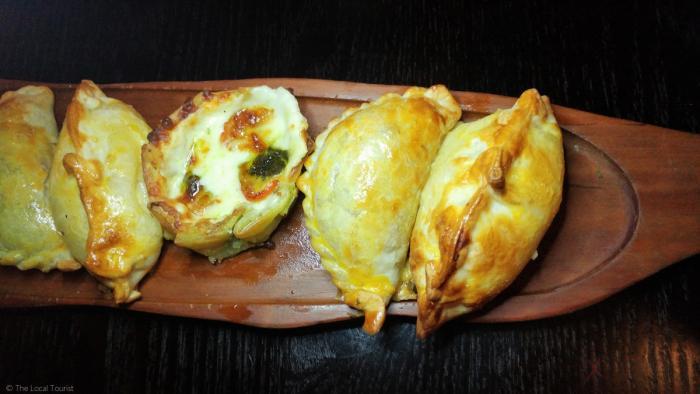 Empanadas at Artango