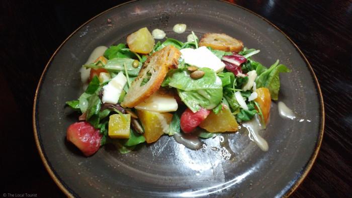 Salad at Artango