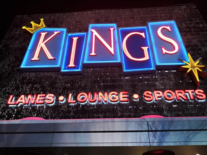 Kings Dining & Entertainment, Parkway Bank Park, Rosemont, Illinois