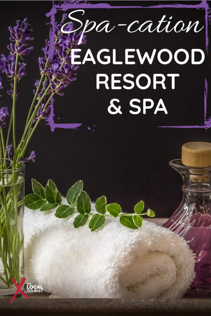 Spa-Cation at Eaglewood Resort and Spa in Itasca, Illinois