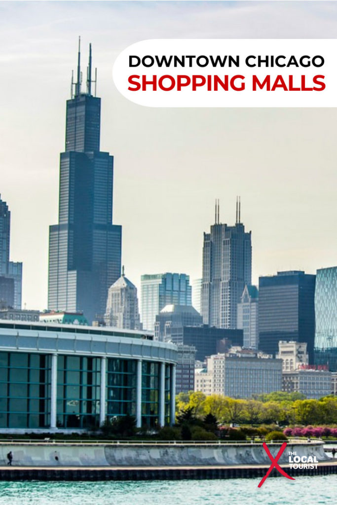 Get all your shopping done in one place at these downtown Chicago shopping malls