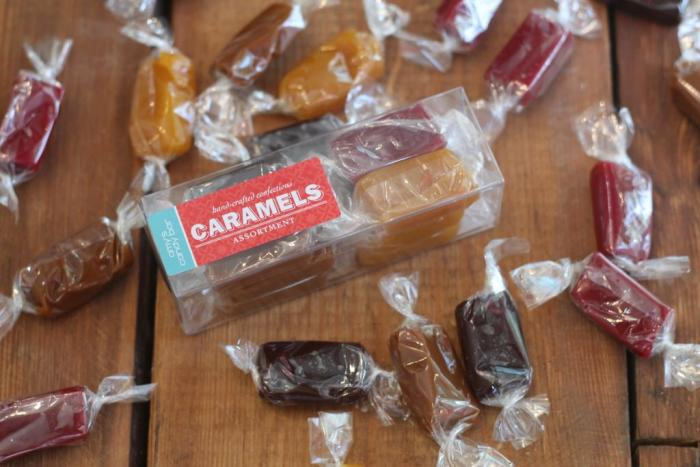 Caramels from Amy's Candy Bar