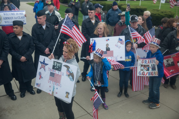 Lake County Honor Flight: A Monumental Experience 9