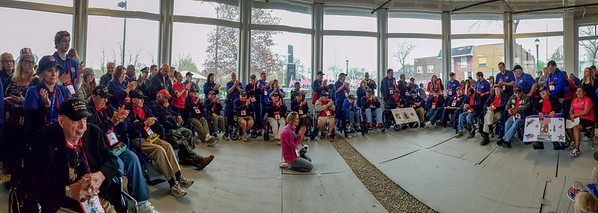 Lake County Honor Flight: A Monumental Experience 11
