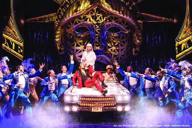 Miss Saigon - Broadway in Chicago