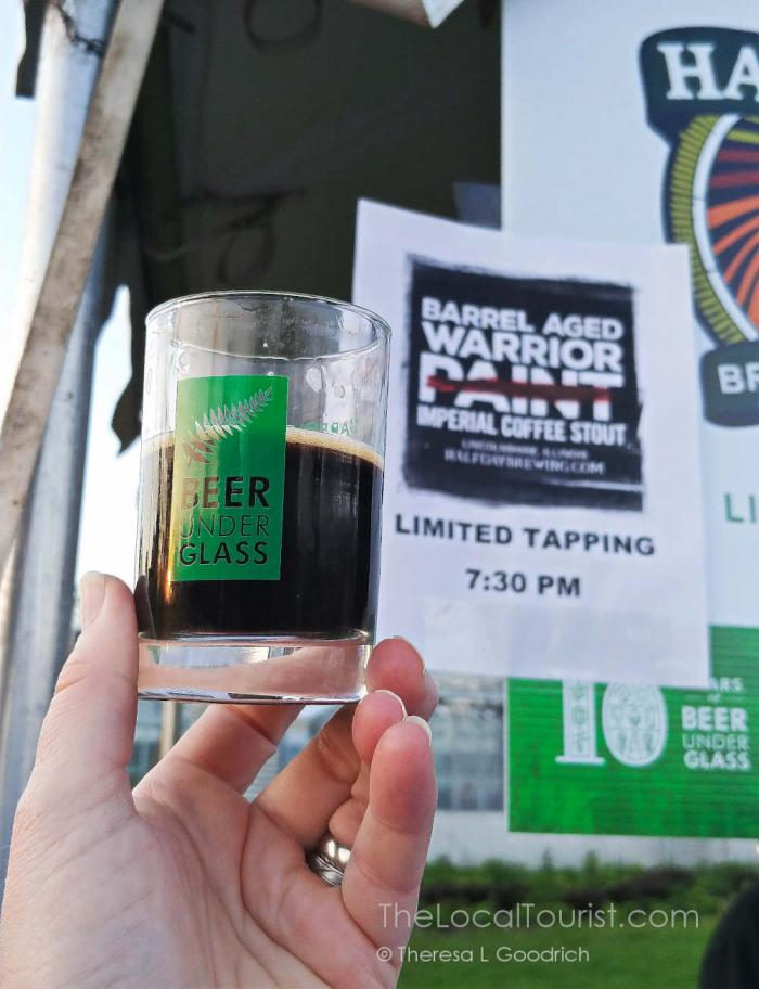Beer Under Glass is a Beautiful Kick-off to Illinois Craft Beer Week 12