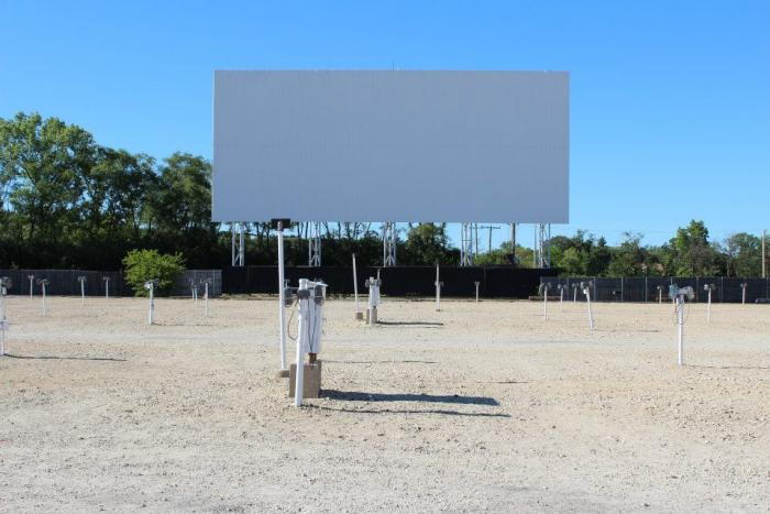 Cascade Drive In Movie Theater