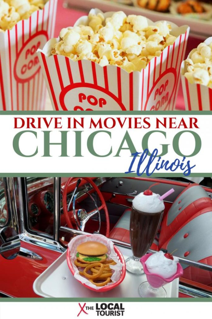There is one drive in movie theater in the Chicago area. McHenry Outdoor Theater offers double features of family-friendly movies. Here's everything you need to know about a night at the drive in.  #Chicago #USA #Midwest #Movies