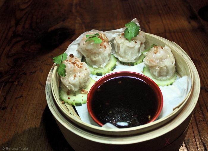 Jumbo Shrimp Shumai