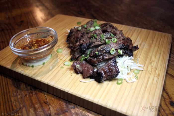 Crying Tiger - Marinated skirt steak