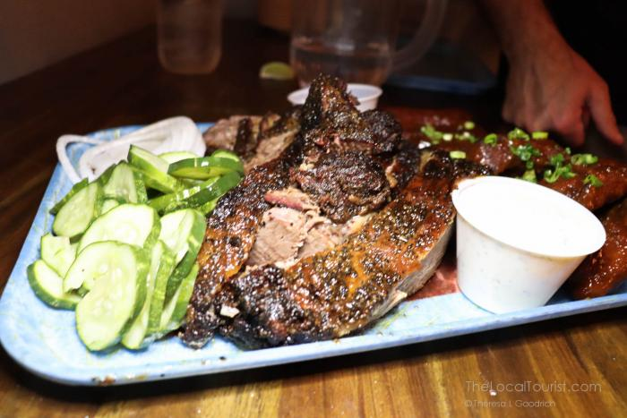 A Tasty Combo: Oscar Lee's Barbecue and Milwalky Taco 12