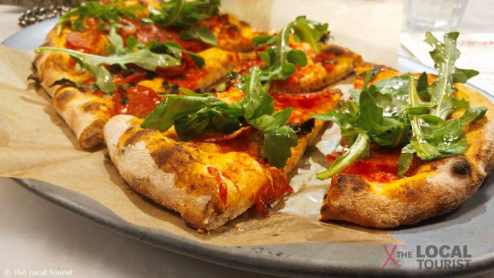 Eataly Rolls Out New Dough at La Pizza 2