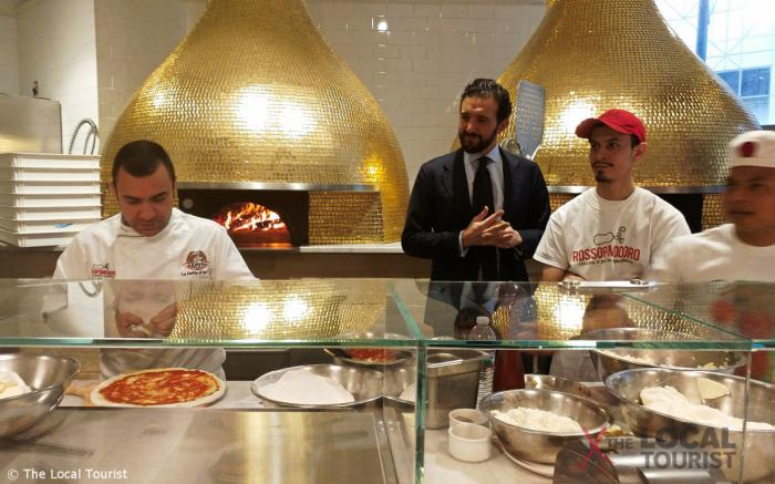 Eataly Rolls Out New Dough at La Pizza 4