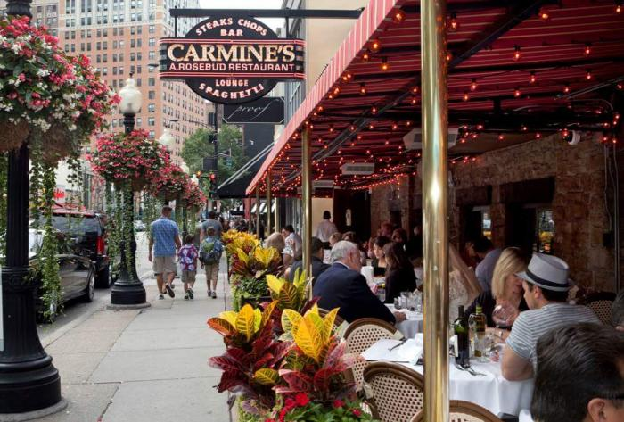 Carmine's celebrates summer with a new Bellini brunch 1
