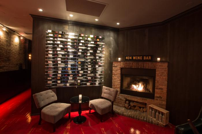 Chicago's Coziest Bars with Fireplaces 1