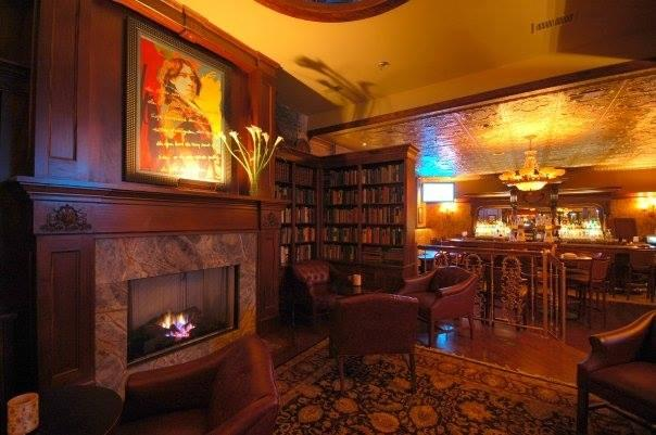 Chicago's Coziest Bars with Fireplaces 6
