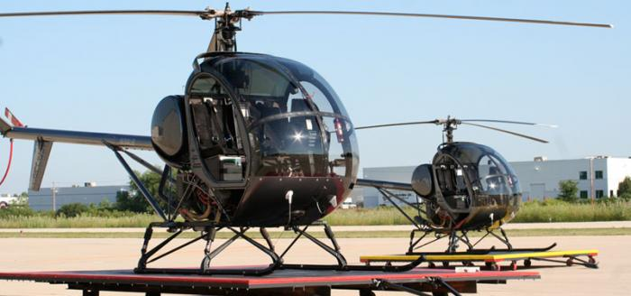 Helicopter Introductory Course with Bachman Aero