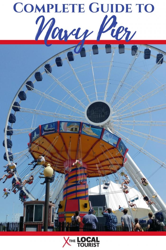 This is your complete guide to Navy Pier, one of Chicago's most popular attractions. Find dining, things to do, where to stay, and more with this comprehensive resource. #USA