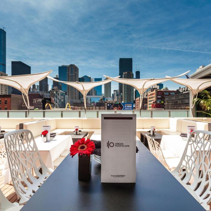 IO Godfrey Rooftop Lounge