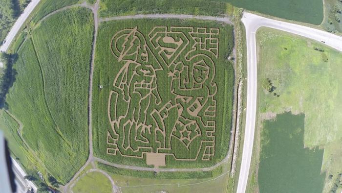 Odyssey Fun Farm