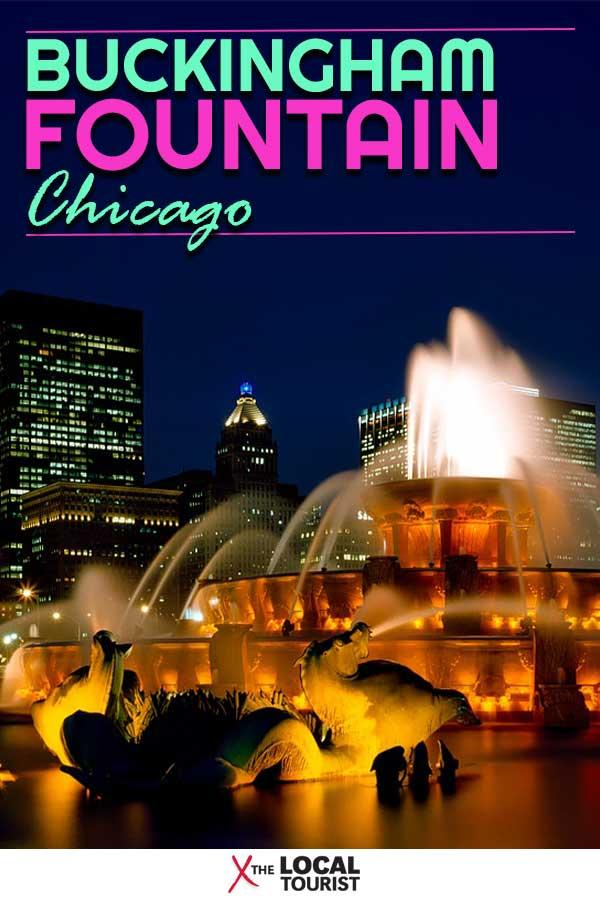 Buckingham Fountain is a testament to a sister's love for her brother. It's one of the most iconic landmarks in #Chicago. Learn about this amazing attraction. #USA