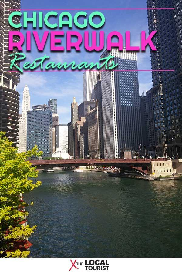 The Chicago Riverwalk is one of the city's must-visit summer destinations. Located on the south side of the Chicago River, in addition to renting boats and cycles you can also find places to dine.