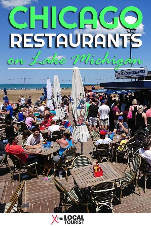 Chicago Restaurants on Lake Michigan
