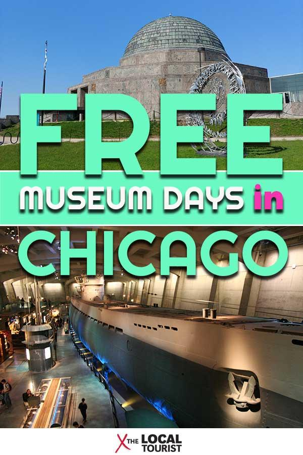 Free museum days Chicago - there are several free days at Chicago museums, including the Museum of Science & Industry, the Shedd Aquarium, and the Art Institute of Chicago. There are also #Chicago museums that are free all the time. #Freethingstodo