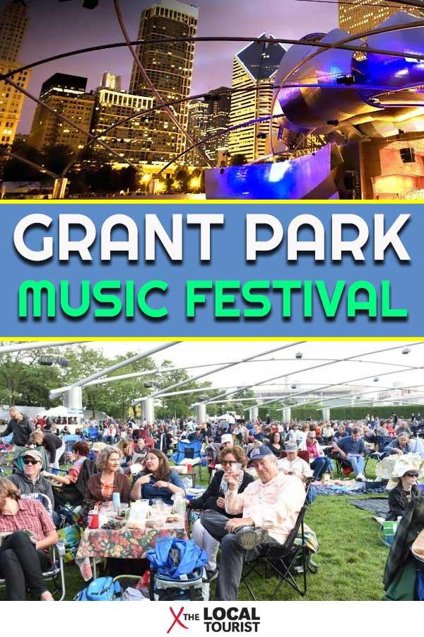 The Grant Park Music Festival is a free summer concert series showcasing classical music performed by the Grant Park Orchesra.  | Things to do in Chicago | Free things to do in Chicago | Free activities | Free concerts | Midwest travel | USA
