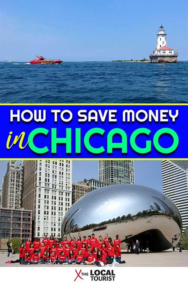Chicago's expensive, but with these tips you can save money on attractions, theater, restaurants, hotels, and even parking. #USA