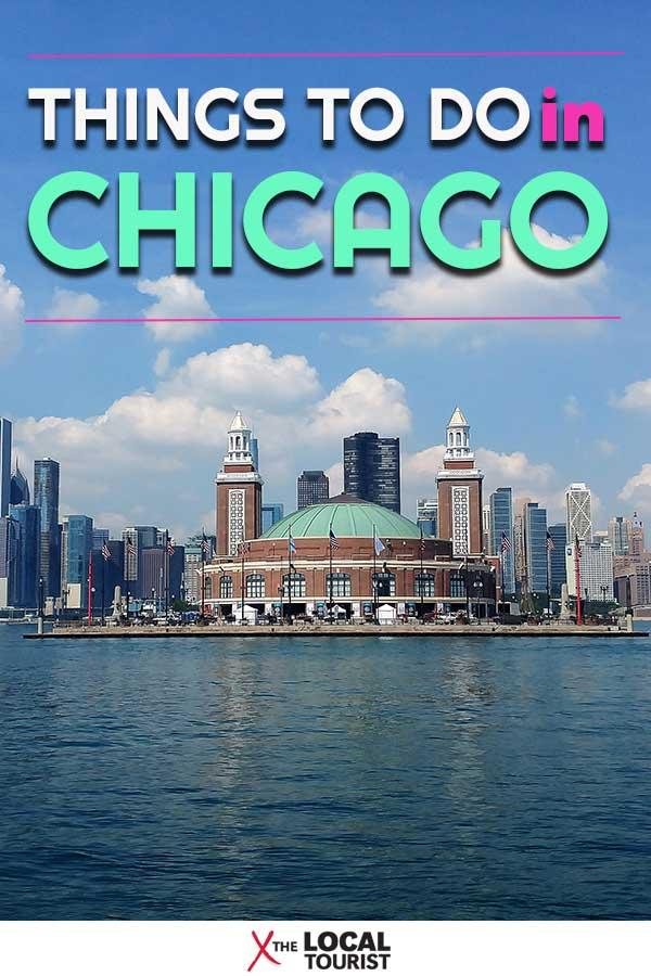 Things to do in Chicago - you'll never be bored in the Windy City with so many things to do!