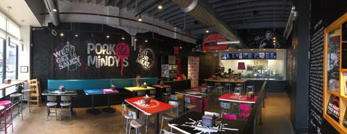 Pork and Mindy's is ready to rock your taste buds in Wicker Park 1