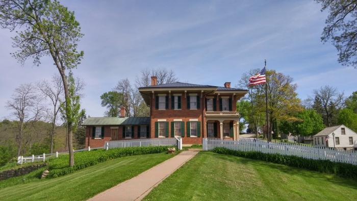 U.S. Grant Museum in Galena, Illinois