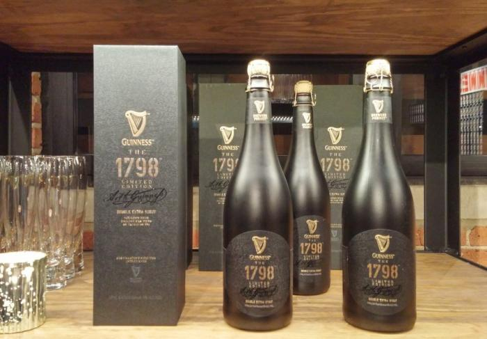 Guinness 1798 Double Extra Stout