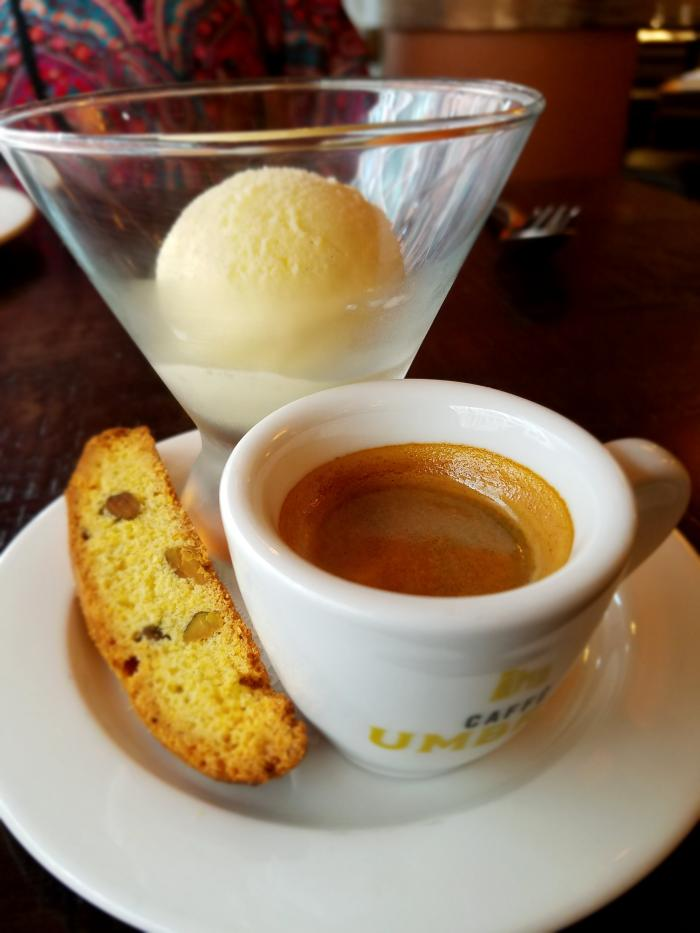 Tuscany and Rome Meet at the New Coco Pazzo Cafe 7
