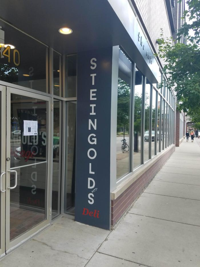 Steingold's of Chicago: Where Lox is King 2