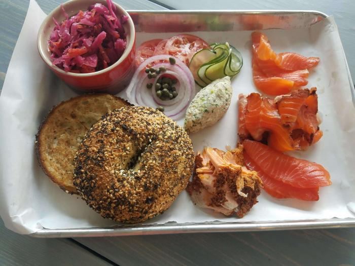 Steingold's of Chicago: Where Lox is King 1
