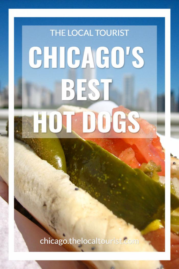 Where to find Chicago's Best Hot Dogs