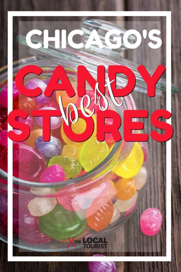 Chicago's Best Candy Stores