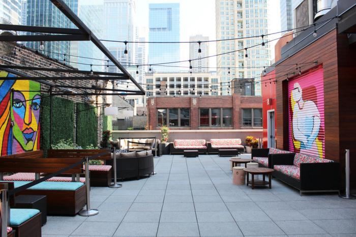 Joy District Rooftop