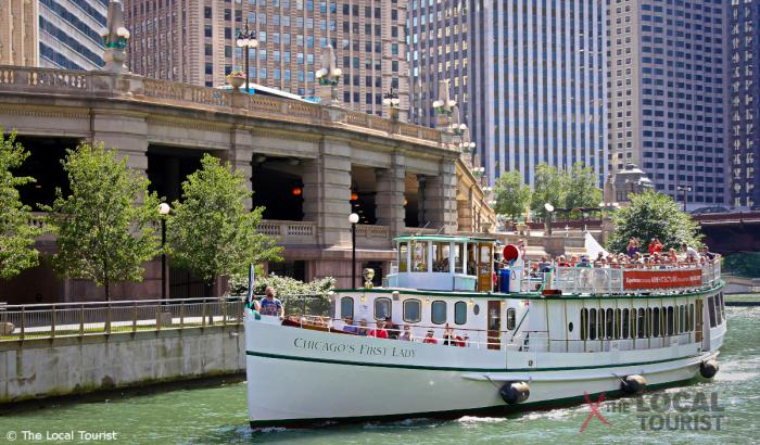 Chicago Architecture Foundation's First Lady Cruise