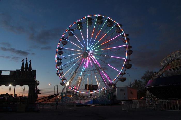 Viva Cinco de Mayo Festival - Ferris Wheel