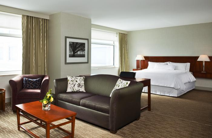 Being Presidential at The Westin Lombard Yorktown Center 2