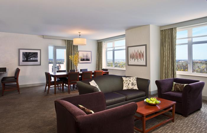 Being Presidential at The Westin Lombard Yorktown Center 3