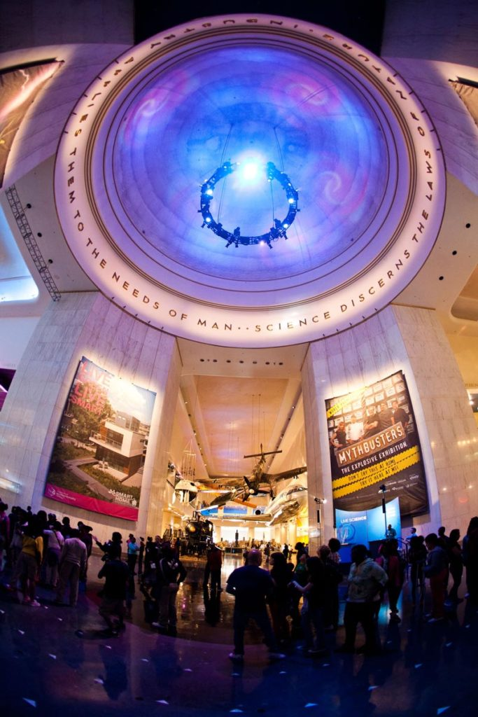 Museum of Science and Industry in Chicago, photo by AAlexander, courtesy of Choose Chicago
